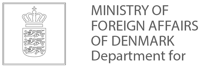 Ministry of Foreign Affairs Denmark logo